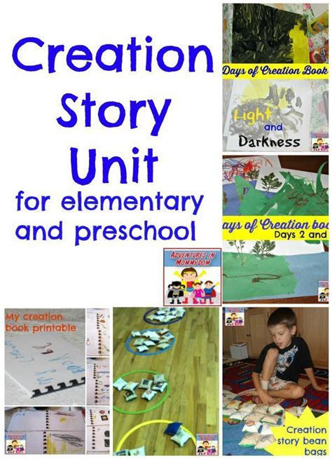 themes in the creation story 356 best christian based preschool ideas and resources