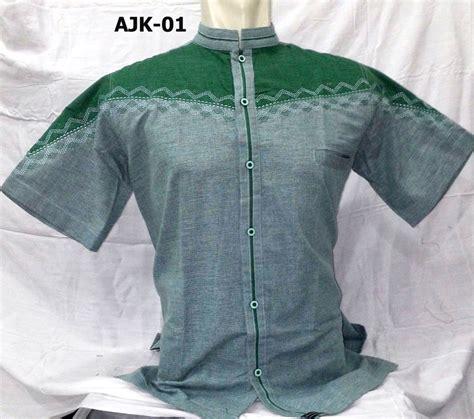 Baju Koko Katun Halus Bkrez 05 7 warna model terbaru baju koko lengan pendek harga murah