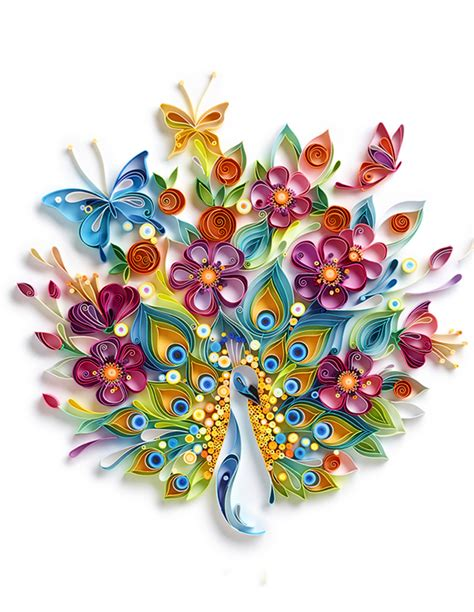 Paper Craft Design - paper on neli quilling paper quilling and