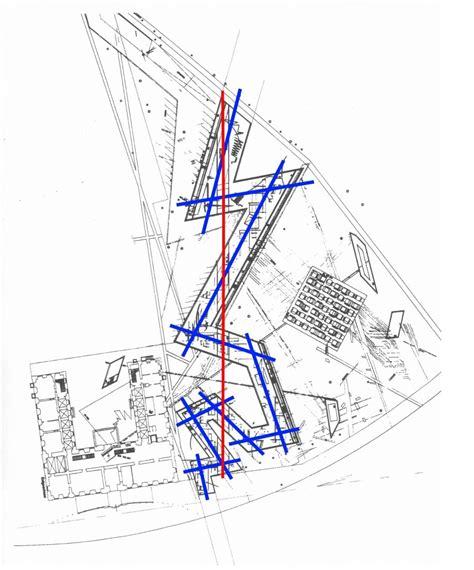 jewish museum berlin floor plan jewish museum drawings