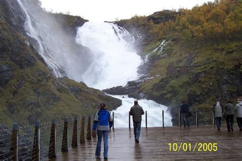fjord day trips from bergen humongous waterfall picture of fjord tours bergen