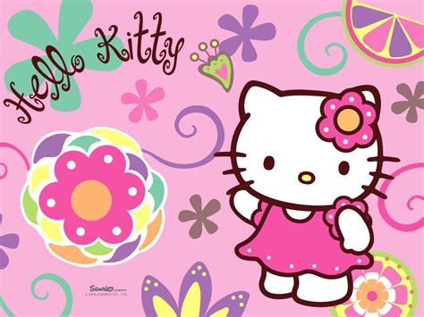 hello kitty cake wallpaper hello kitty wallpapers