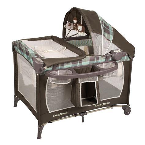 Baby Trend Crib Baby Trend Serene Nursery Center Playard Jungle Safari