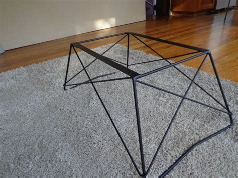 naturally best coffee table base coffee table base kits