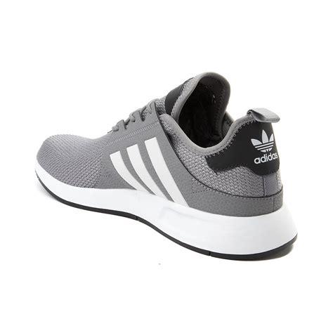 mens adidas x plr athletic shoe gray 436591