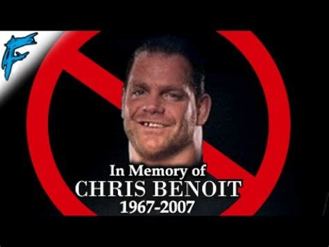 The Benoit Murders Turn by 5 Moments Deleted After Chris Benoit S