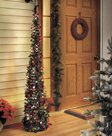 decorative lighted indoor trees 65 quot lighted christmas trees are perfect for your indoor or