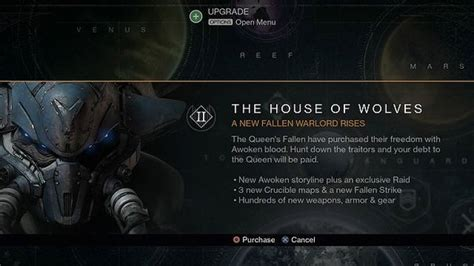 Destiny House Of Wolves Dlc by Destiny House Of Wolves Dlc Details Leaked