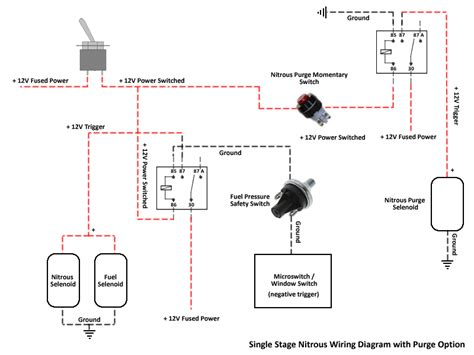 nitrous express wiring diagram 30 wiring diagram images