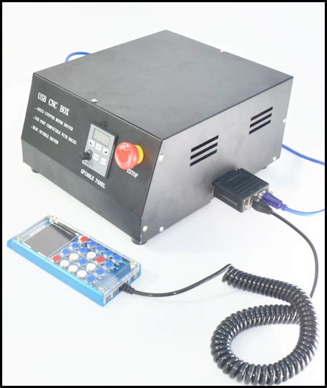 Usb Motor electrical equipment usb cnc box four axis stepper motor driver usb port suitable with mach3