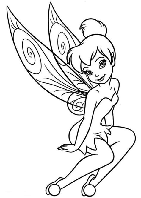 coloring pages for girl toddlers download and print free tinkerbell coloring pages girls