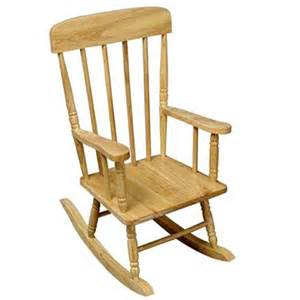 kidkraft wooden spindle rocking chair