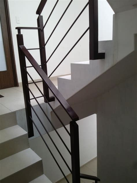 imagenes de barandales minimalistas foto barandales en herreria de talviher 213821 habitissimo
