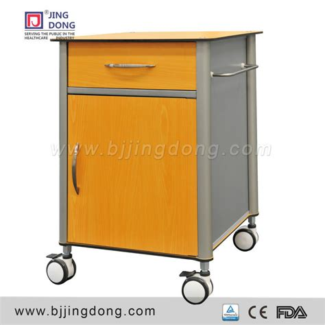 used hospital bedside tables hospital wooden aluminium bedside cabinet used hspital