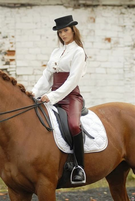 mistress leather riding boot beautiful riding mistress horses in style pinterest