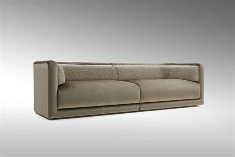fendi sofa fendi casa s refined furniture for the everyday