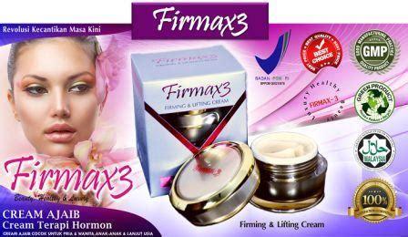 Serum Firmax3 firmax 1 ajaib nano technology cukup oleskan dan lihat keajaibannya