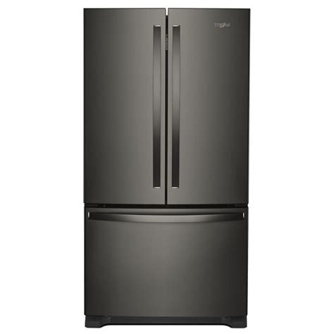 Water Dispenser With Refrigerator wrf535swhv whirlpool 36 quot 25 cu ft door