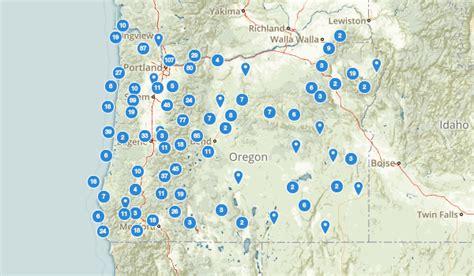 map for oregon 600 best trails in oregon alltrails