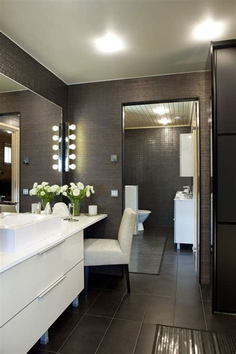 Modern Bathroom Grey Walls Stunning Modern Bathroom Sink It S Like My Bedroom