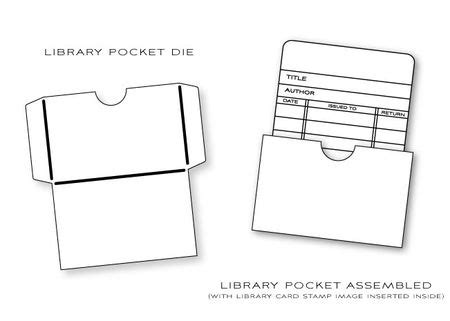 free library card pocket template capture the moment introducing fillable frames 6