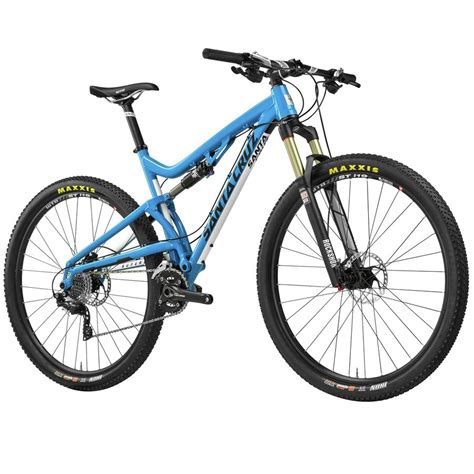 d mtb santa bicycles superlight d complete mountain bike
