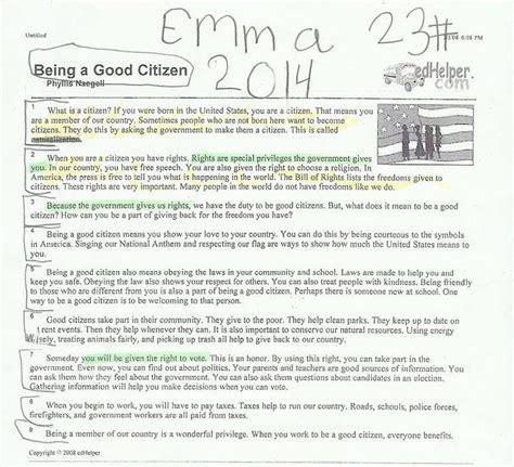 Citizen Essays by College Essays College Application Essays Citizenship Essays