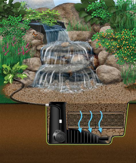 Aquascape Pools Case Study West La Pondless Waterfall Installation