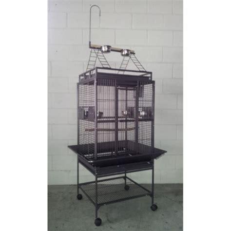 large bird cage parrot aviary free standing bird gym