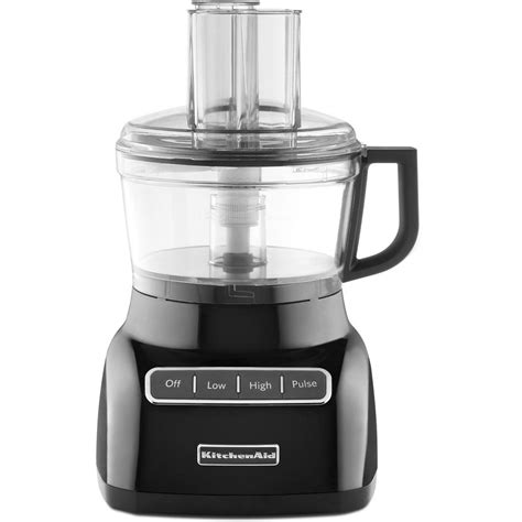 home kitchen aid kitchenaid food processor kfp0711ob the home depot