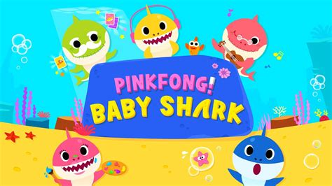 baby shark theme pinkfong baby shark android apps on google play