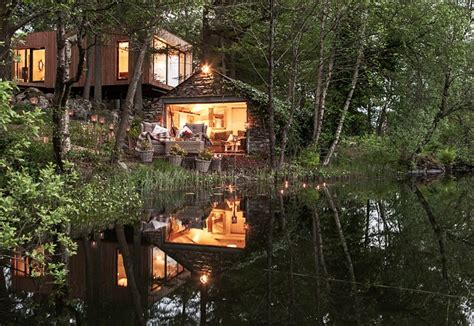 Spa Cottages Uk by Lake District Breaks Gilpin Lake House Is A Refuge Away