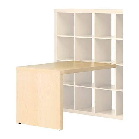Home Office Furniture Ikea Expedit Desk White
