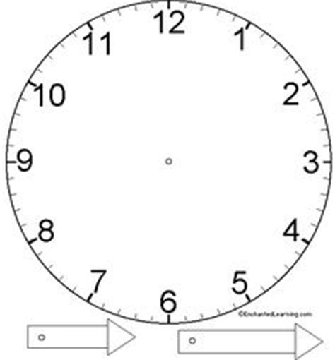 How To Make A Clock Out Of Paper - how to make a paper plate clock paper plates clock and