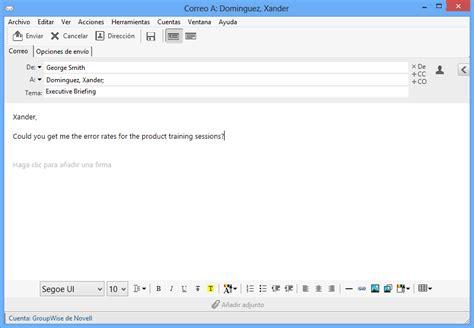 imagenes vectoriales y sus formatos novell doc gu 237 a del usuario del cliente de groupwise 2014