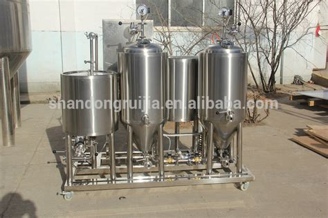 50l mini home brewing equipment micro nano brewery for