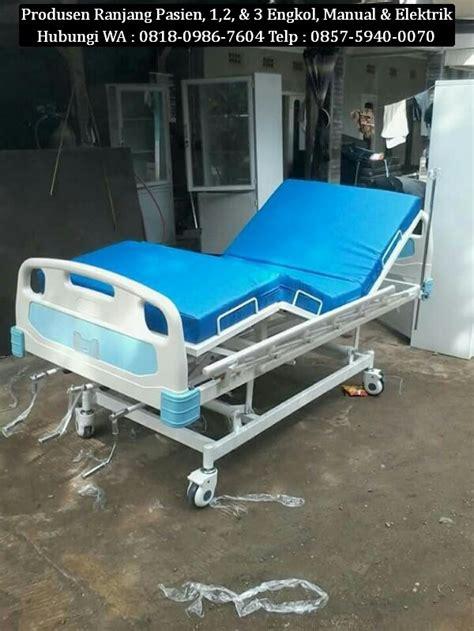 Ranjang Rumah Sakit Bekas harga tempat tidur besi rumah sakit wa 0818 0986 7604