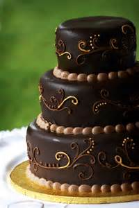 goes wedding 187 chocolate flowering wedding cake decoration
