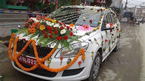 Rent a car for Wedding in Kathmandu   Bus, Van Rental