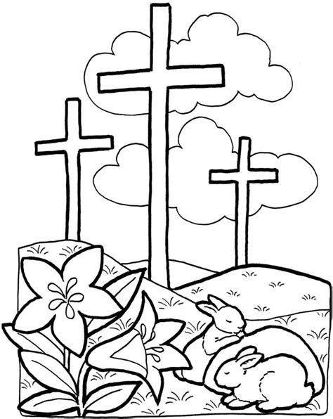religious easter coloring pages religious easter coloring pages best coloring pages for