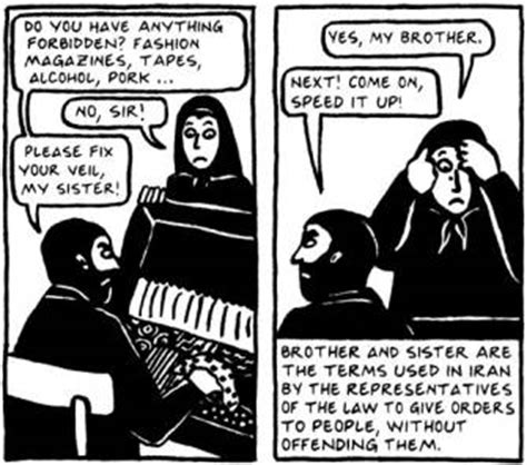 themes in the novel persepolis the comics reporter