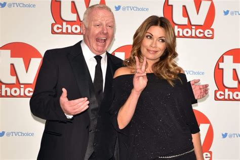 from les dennis to alison king whos leaving coronation les dennis quits coronation street with character michael