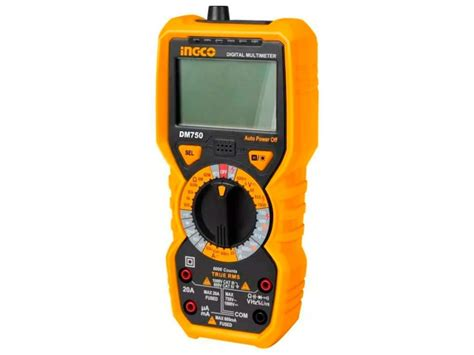 l 750 meter ingco dm 750 digital meter emmnock powercom ltd