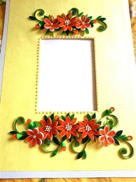 paper quilling frame tutorial 17 best images about quilled frames on pinterest
