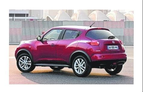 pink nissan nissan juke pink in the pink