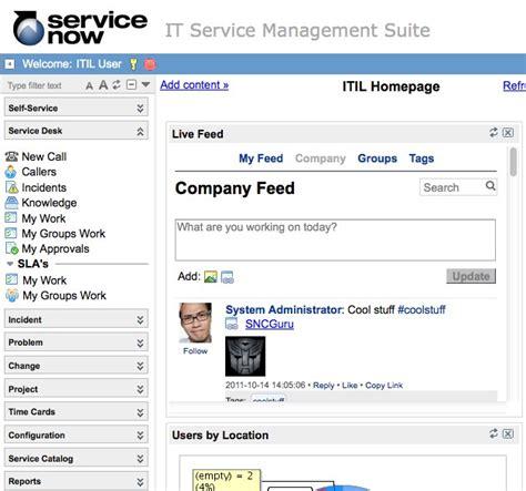 live home feed creating a live feed homepage widget servicenow guru