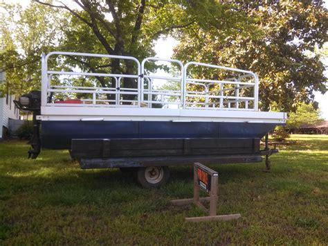 little pontoon boat rettey little cruiser 2008 for sale for 1 800 boats