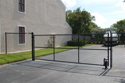 swinging on a gate chain link fence for sale ta clearwater st pete florida