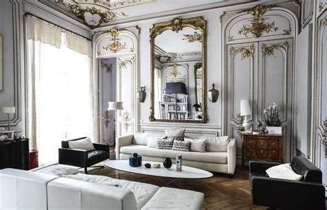 parisian chic home decor the perfectly chic parisian apartment quintessence