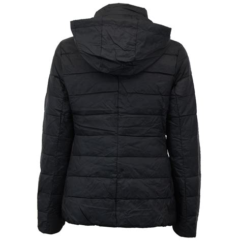 Seoul Blazer Jaket Coat jacket brave soul womens coat padded hooded quilted lightweight winter ebay